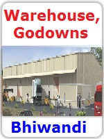 Warehouse at Mumbai Nashik Highway